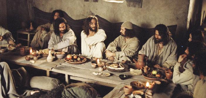 vkushat s Iisusom