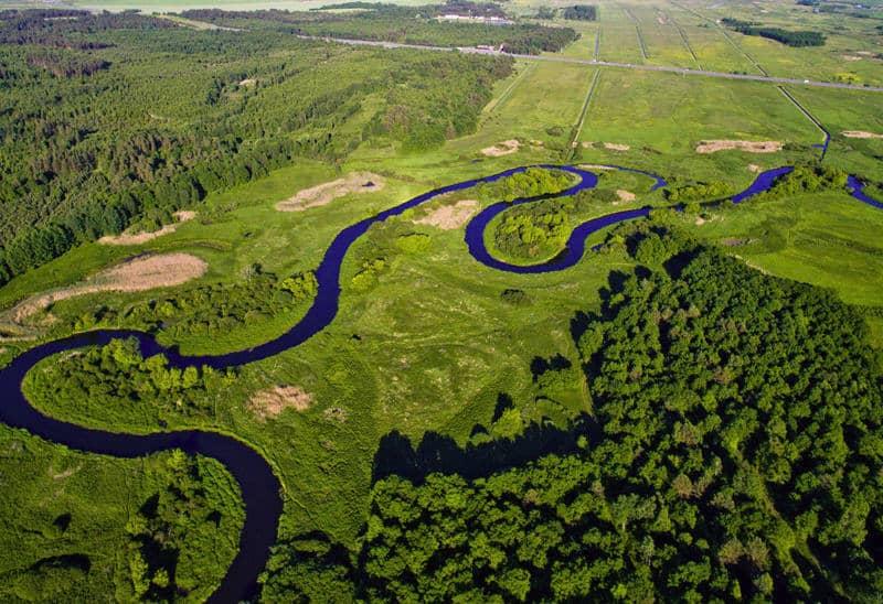 Velikiy Gospod i reki