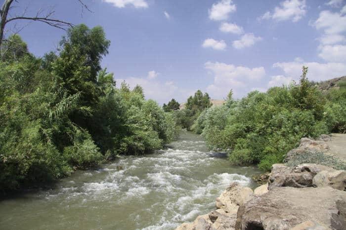 Khristos i reka Iordan