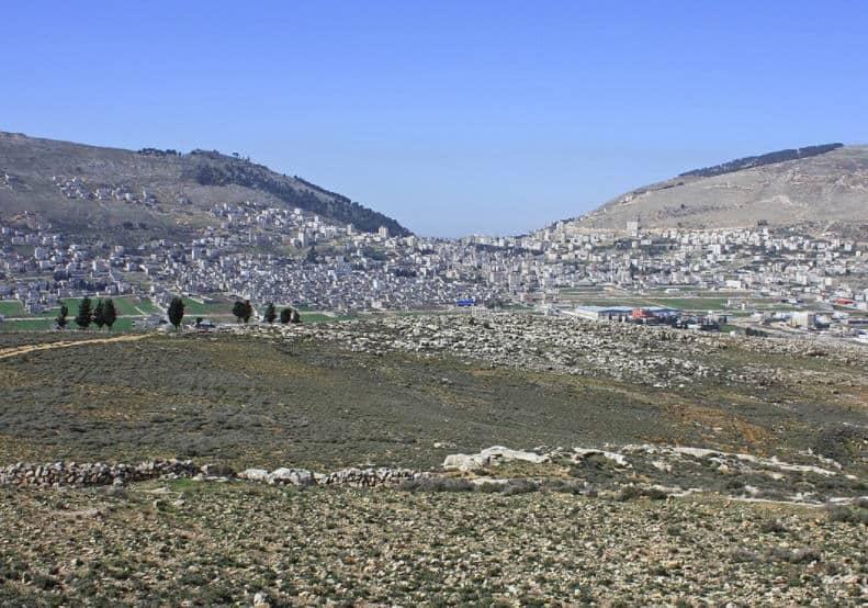 Gora Garizim