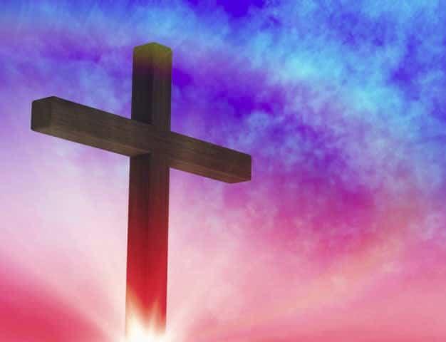 veden Iisus byl na zaklanie