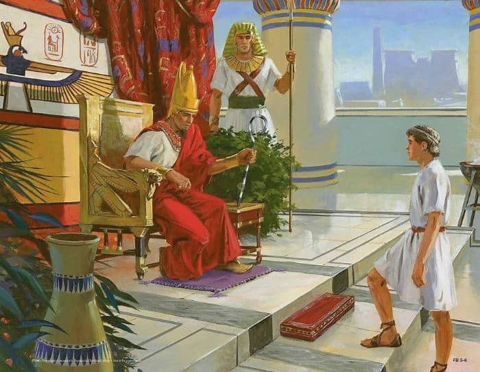 Bog vosstanovil ego dobroe imya