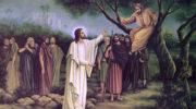 Вся слава принадлежит Спасителю
