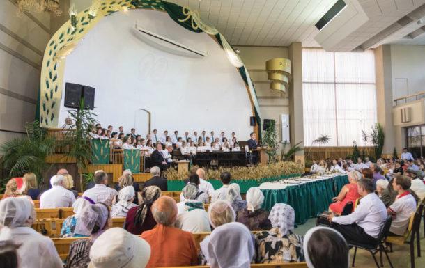 Слово на Юбилей 90 лет Церкви Альфа и Омега