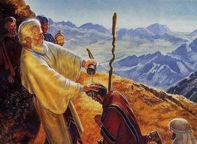 Iisus Navin i Moisey
