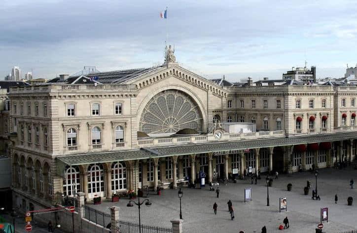 vokzal v Parizhe