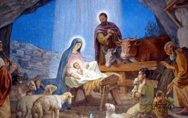 Вечный родился в мир