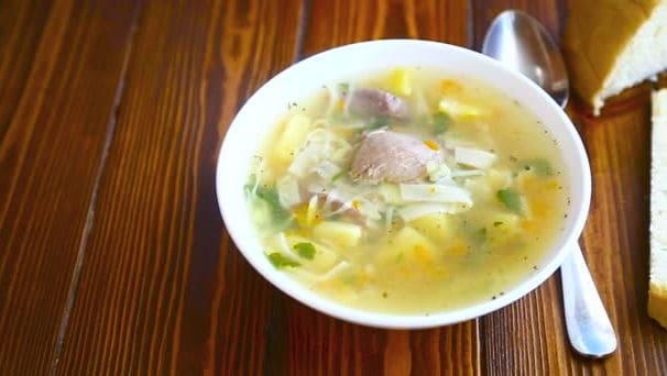 tarelka supa
