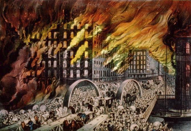 Chikagskiy pozhar 1871