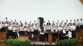 Вечер c руководителями музыкального служения