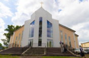 Освящение Дома Молитвы в г. Усть-Каменогорск