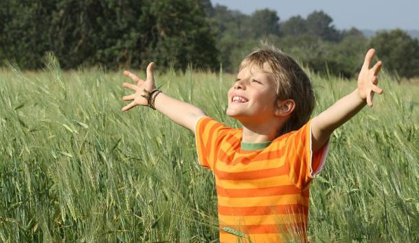 Ангел исцеляет мальчика-астматика
