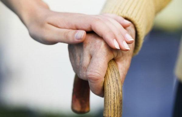 Доброта к пожилым людям